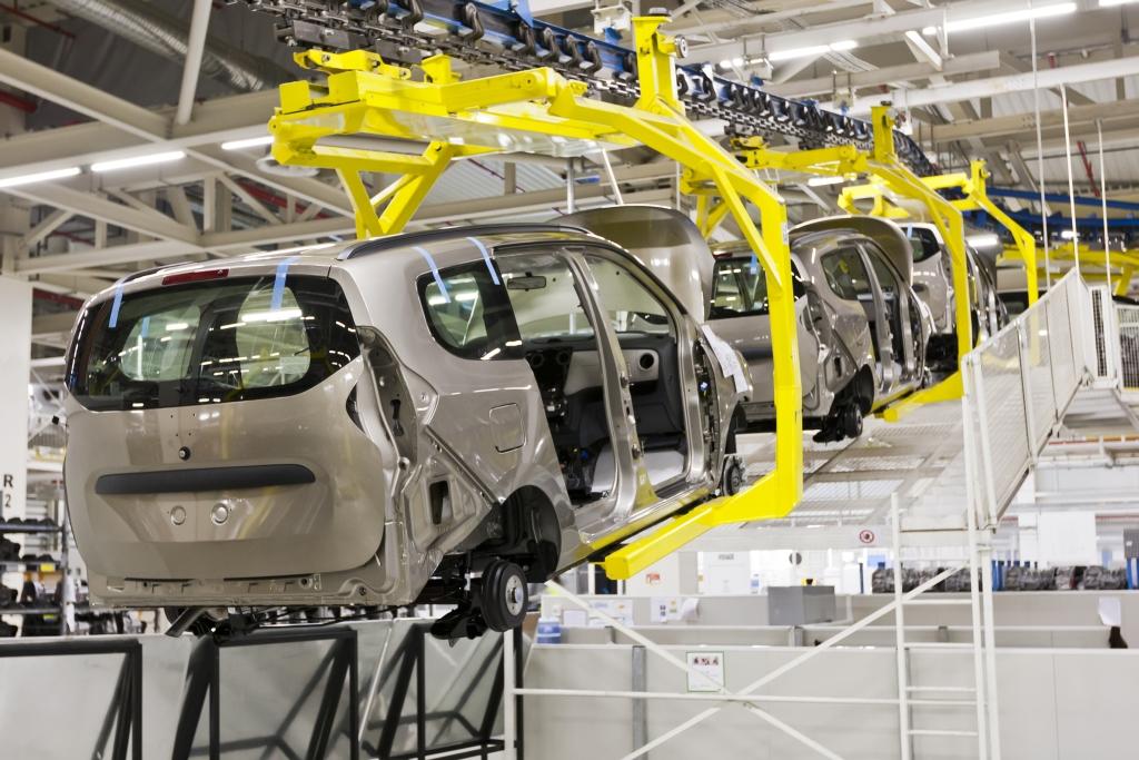 Automotive-Car production