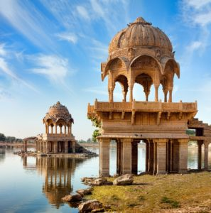 Hindi Translation Services- Gadi Sagar (Gadisar) Lake in India