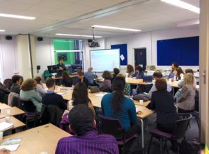A presentation at the European Graduate Placement Scheme Conference and Placement Fair at London Metropolitan University on 6th November 2015