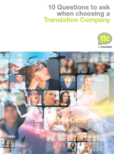 10 questions to ask your translation company