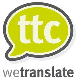 TTC wetranslate Limited Corporate logo