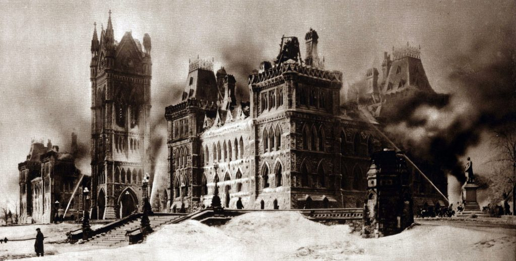 How historical buildings can be protected from fires