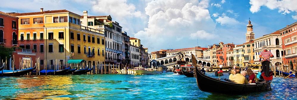 Canal de Venecia Traducción