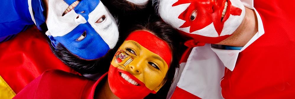 تعريب مواقع الإنترنت - ألوان الثقافات