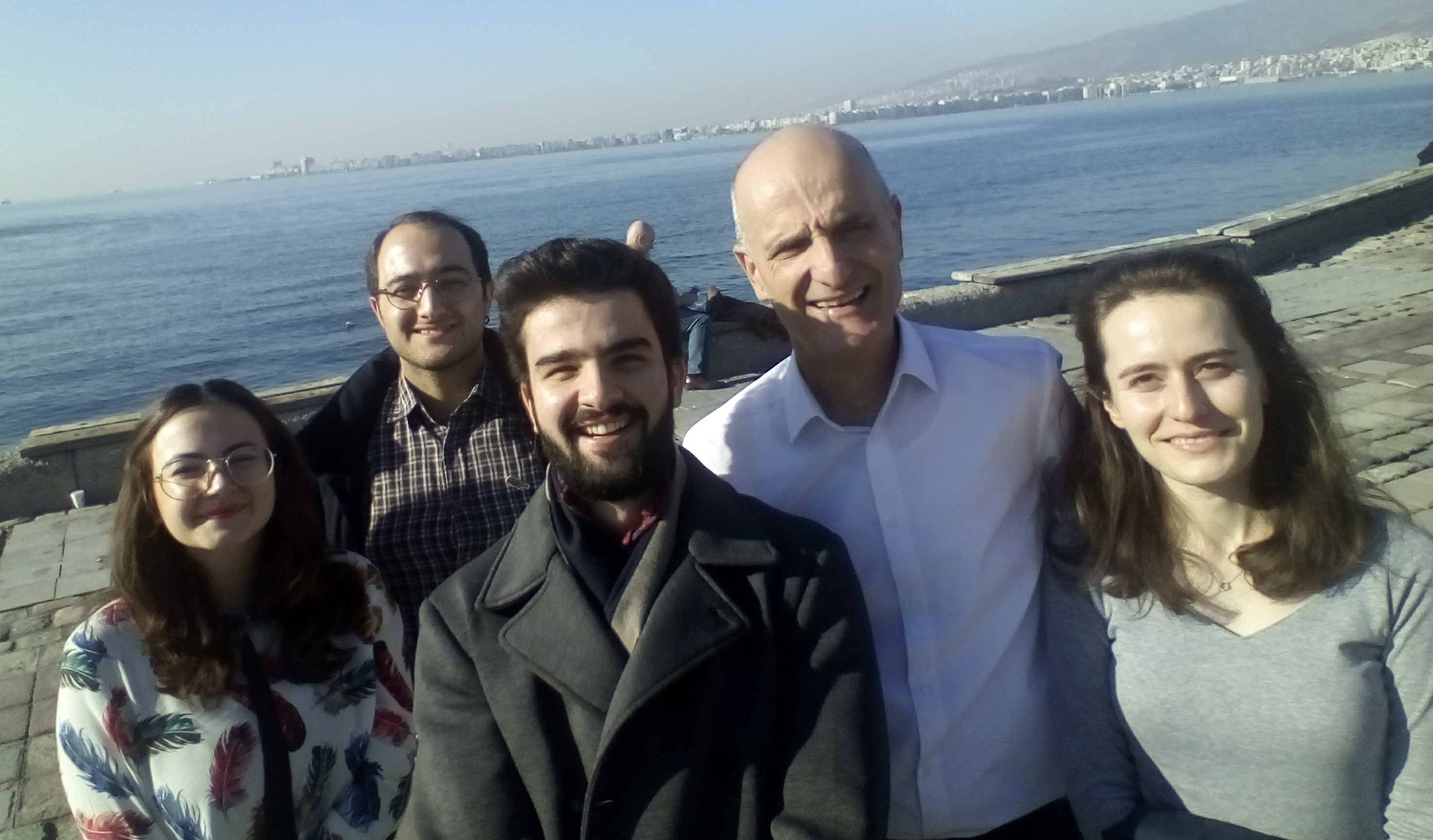 TTC wetranslate Izmir Team and Managing Director Levent Yildizgoren