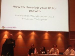 Levent Yildizgoren's LocWorld speech