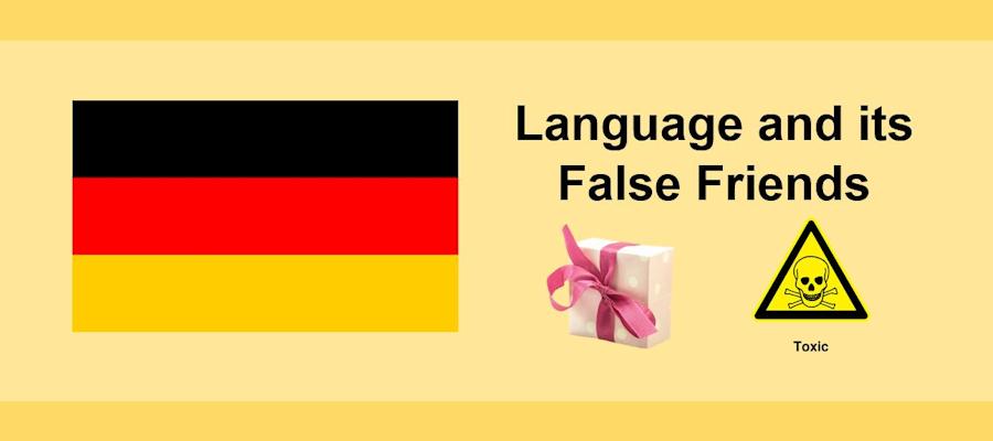 Language and its False Friends
