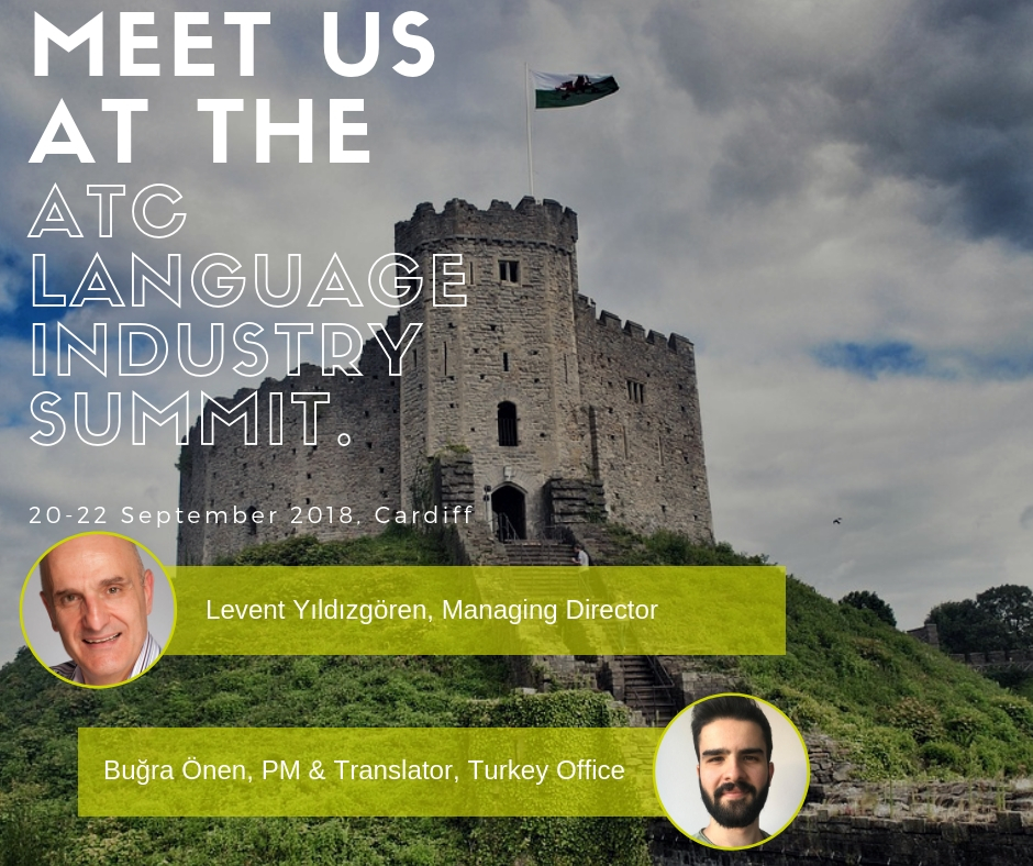 Are you going to attend the UK Language Industry event of the year?