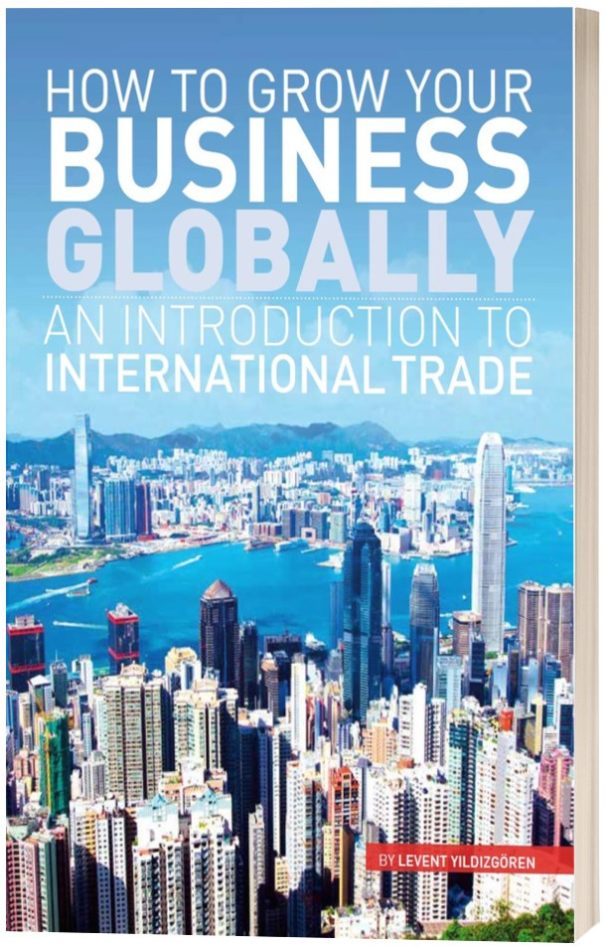 Front cover of How to grow your business globally brochure