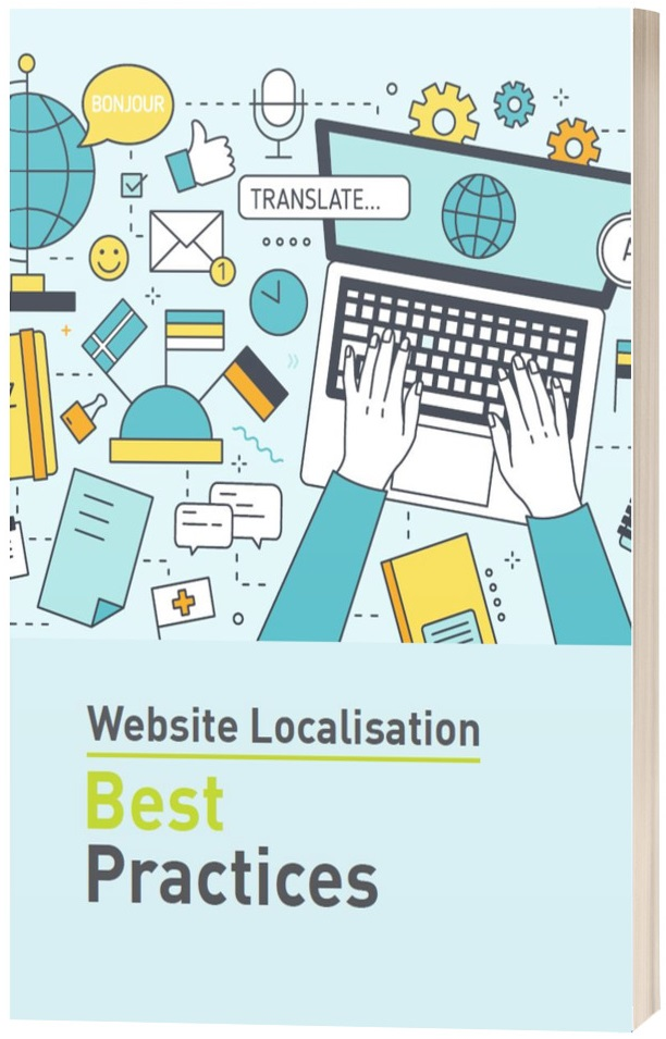 Website localisation best practices cover