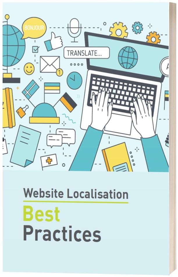 Website Localisation Best Practices - Translation services