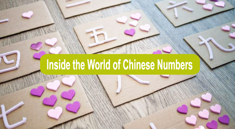 Inside the World of Chinese Numbers