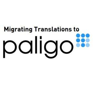 migrating translations to paligo