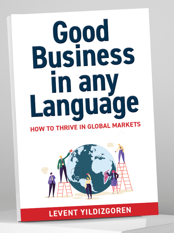 Good business in any language book front cover